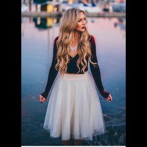 Bliss Tulle Skirt